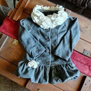 Size 8 ruffle jacket